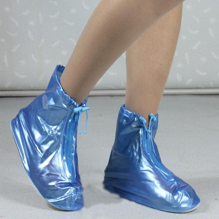 Бахилы для обуви своими руками 9